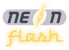 Neon Flash logo